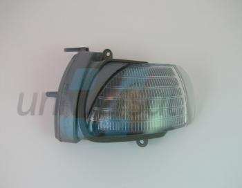 LEFT-Mirror-White-Side-indicator-repeater-MERCEDES-E-CLASS-W210-1999-2003-LED